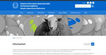 NOVITA' PER EMISSIONE DELLE PRESCRIZIONI VETERINARIE PET